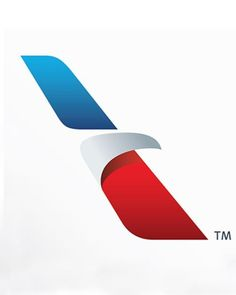 slick logo rebranding of American Airlines Logos, Logo Branding, Aviation Logo, Logo Luxury, Fly Logo, Airline Logo, Organic Logo, Wings Logo, Aircraft Design