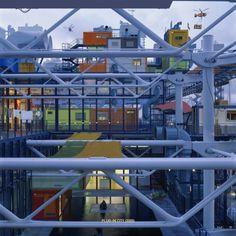 Laboratoire Urbanisme Insurrectionnel: Plug in City