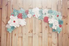 paper flowers wedding   red-white-teal-paper-flowers-for-wedding-decor.original.jpg?1379253839