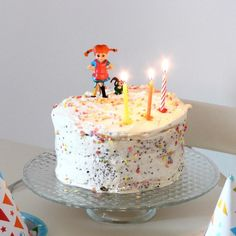 A splendid Pippi long stocking birthday – what for me - Dinnerrecipeshealthy sites Birthday Party For Teens, Birthday For Him, Teen Birthday, Princess Birthday, Princess Party, Birthday Party Decorations, Happy Birthday, Birthday Cake, Pippi Longstocking