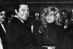 Marcello MASTROIANNI, Monica VITTI  Festival de Cannes 23e 1970