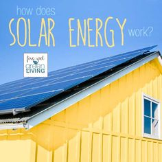 How Does Solar Energy Work and How Can I Use It? via @fsgl #SunrunHome