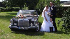 Hochzeit in der Nähe von Hof#hochzeitsauto #oldtimer #wedding #brautauto #merdedesbenz #mercedesbenzclassic #fischer-classic