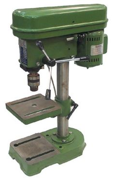 Drill Presses From Parken Engineering Including A Range Of