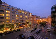 ¡Nos encanta la ubicación de nuestro Prague Marriott Hotel en la República Checa porque se puede disfrutar de todo lo que esta encantadora ciudad ofrece!