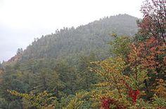 Lake George NY Tongue Mountain Range