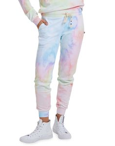 Pastel Tie-Dye Jogger Pants Jogger Pants, Joggers, Pastel Tie Dye, Weekend Wear, Tie Dyed, Clothing Items, French Terry, Nordstrom, Clothes For Women