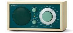 Tivoli Audio® Model One AM/FM table radio - I am infatuated with this radio.