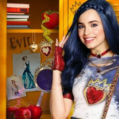 Descendants 2 Evie