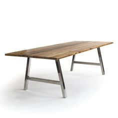 Harvest Dining Table Wood Dining Table Modern Conference