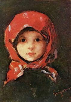 Nicolae Grigorescu - paintings