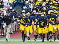 fcde9a4d1aa University of Michigan v University of Central Florida College Football  Betting
