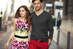 UniArtFashion: Olivia Palermo & Johannes Huebl: OTTO Brand Ambassadors