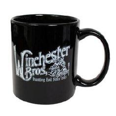 GIMME. Winchester Bros. coffee mug!