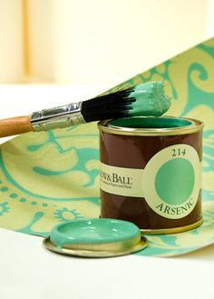 Arsenic, by Farrow and Ball. Pretty much the best teal ever.