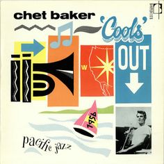 Chet Baker album cover. #music