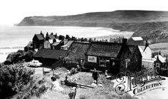 Photo of Robin Hood's Bay, Looking South Robin Hoods Bay, North Yorkshire, Old Pictures, East Coast, Mount Rushmore, Travel, Image, Swings, Emerson