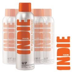 spray / shape / get on with your day. #myindehair #comeclean