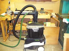 Yet another shop made boom arm. | Workshop Dust Collection ...