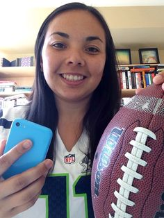 I've been selected for the 2014-2015 NFL Canada digital street team!  I'll be hyping up football and getting conversations going on social media.  Follow me on Twitter & Instagram: robynpetrik #DST @CanadaNFL
