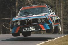 Hans Stuck - BMW CSL