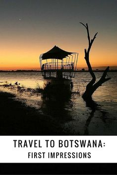 What's it like to travel to Botswana? 10 first impressions about people, focus on conservation & wildlife, Kalahari Desert, Okavango Delta and more.
