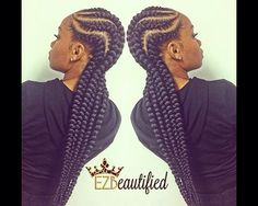 BRAID IT UP! on Pinterest Box Braids, Marley Twists and ...