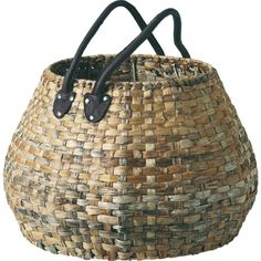 Banana Leaf Basket.