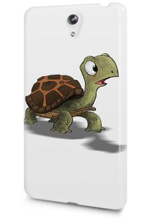 Cute Art Drawing Animal Pet Turtle Sketch Case Cover Design for LeTV Phone