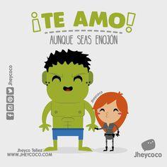 y quién es tu enojón favorito? #jheycoco #humor #cute #ilustracion #kawai #tierno #kawaii #amor #pulsera #humorgrafico #descripciongrafica #diseñocolombiano #madecolombia #funny #funnyilustration #literal #literalidad #instagram #frases #music #musica #chanchito #pig #marranito #sticker #calcomanias #hulk #avengers #superheroes #markruffalo
