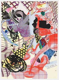 Frank Stella. Coxuria from The Geldzahler Portfolio. 1997