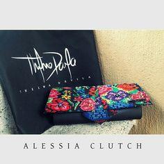 Alessia Clutch by ThelmaDavila