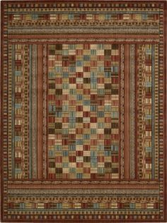 Radiant Impressions Rug by Liz Claiborne - We bought one of these about 5 years ago and still love it!