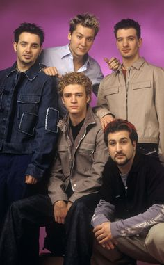 *NSYNC Reportedly Reuniting at 2013 MTV VMAs: Our Reaction in 10 GIFs. So accurate!!