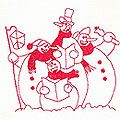 free christmas embroidery designs online   this free embroidery design is from secrets of embroidery s collection ...