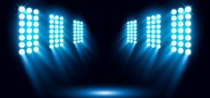 Blue Lighting Spotlight Stadium Arena Vektor Hintergrund - Lynne Seawell's World Stage Background, Light Blue Background, Lights Background, Background Banner, Background Templates, Vector Background, Background Images, Abstract Backgrounds, Wallpaper Backgrounds