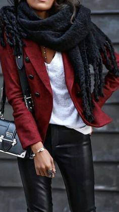 Nero e rosso