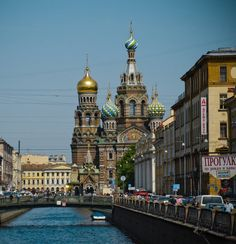 PRETTY. Unlike Moscow's red bricks and onion domes, St Petersburg's network of canals and baroque and neoclassical architecture give the city a European flavour, no doubt because it was built by Italian architects.