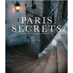 "Paris Secrets: Architecture, Interiors, Quartiers, Corners  http://www.amazon.com/gp/product/1864703083/ref=as_li_ss_tl?ie=UTF8=1789=390957=1864703083=as2=wwwvickiarche-20"">"
