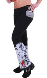 Body Angel Activewear Doral Pants #1418