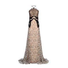 Green Carpet Alana Dress - Stella Mccartney Official Online Store - FW 2015 - 2016