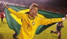 Neymar Neymar Jr, Sport Football, Sports Stars, My People, Soccer Players, Brazil, Guys, My Love, Athletes