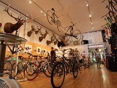 Bikes Stores And Accessories In Usa Bikes Shops Shops Front