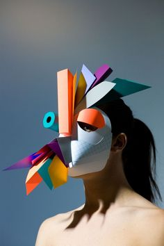 Benja Harney is a paper engineer. As a professional creative, artist and educator, Harney has led his Sydney-based studio, Paperform, to develop a body of work that pushe