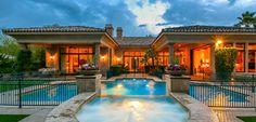 #luxuryhome #waterfront #poolfront http://mortgagebankasi.com/