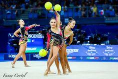 Group Germany, World Championships (Pesaro) 2017