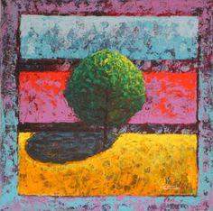 "Saatchi Art Artist Giuseppe Sticchi; Painting, ""Equilibri naturali"" #art"