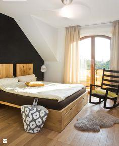 Romantyczna sypialnia - zdjęcie od Miliform - Sypialnia - Styl Skandynawski - Miliform