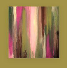 Canvas Art Abstract Acrylic Painting Modern by OraBirenbaumArt Art Original, Original Paintings, Diy Canvas Art, Blank Canvas, Art Techniques, Painting Inspiration, Modern Art, Abstract Art, Fine Art