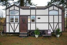 Tudor Tiny - Tiny House Swoon